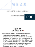 Trabajo Power Point LA WEB 2.0