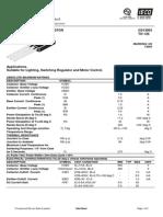 d13003 datasheet