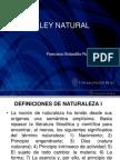 Cap 6 - Ley Natural
