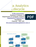 M 2 Data Analytics Lifecycle