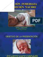 Atención Inmediata Del Recién Nacido 2015