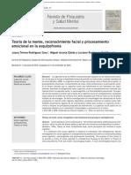 teoria de la mente , reconocimeitno facial y procesamiento de las emciones en al esquizofrenia.pdf