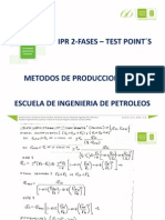 IPR - 2-Fases - Test Points I-2015