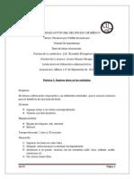 Práctica 5 Insertar Datos en Las Entidades.