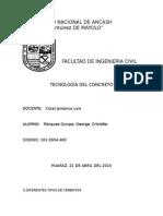 ifnor Tecnologia Del Cocnreto