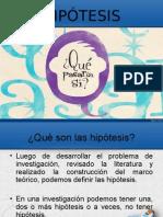 Tipos de Hipóstesis