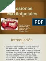 Lesiones Maxilofacial Medicina Legal