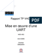 Rapport Tp Vhdl