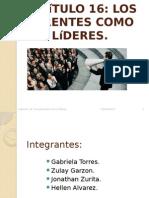 Los Gerentes Como Líderes Presentacion 1
