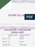 Sistem Gol