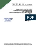 3GPP TS 43.129
