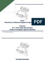 Curso Mecanismos Y Máquinas