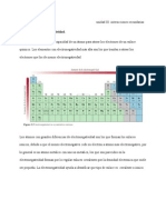 Química General II Examen