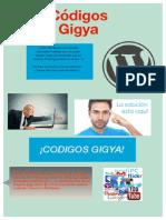 Códigos Gigya (Carlos Garnica)