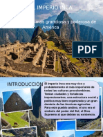 Inca - Presentacion
