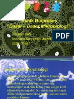 Dasar - Dasar Mikrobiologi - Andriano Suryawan Utama, 3335131867