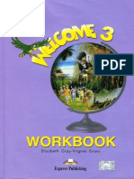 Welcome 3 - Workbook