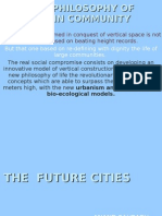 Vertical Expansion of Cities