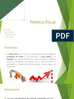 Exposición 2013 Política Fiscal.pptx