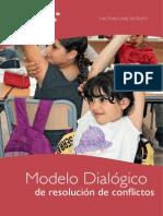 Cuaderno Modelo Dialógico Conflictos
