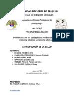 Problemática de Los Conceptos de Medicina Tradicional, Medicina Folklórica y Medicina Alternativa
