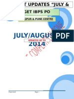 July August Notes (1)