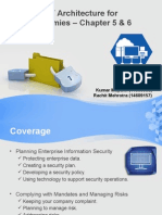 Planning Enterprise Information Security