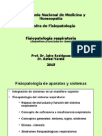 fisiopatologia Respiratoria 1