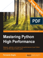 Mastering Python High Performance - Sample Chapter