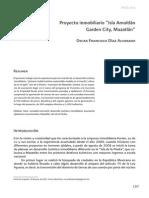 Proyecto Inmobiliario MAZATLAN
