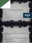 Arte Gotico Final