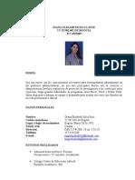 Diana Elizabeth Silva Ruiz ( Hoja de Vida)