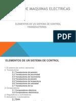 SISTEMA de CONTROL_Transductores