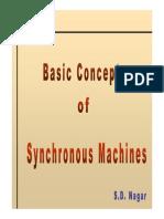 Generator Basic Concept