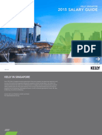 Kelly Services 2015 Singapore Salary Guide