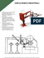 Manipulatoare Si Roboti Industriali