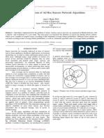 Matlab Simulations of Ad Hoc Sensors Network Algorithms