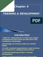 CHP 4- Training & Development
