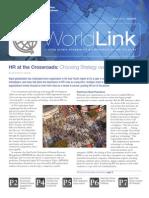 July 2015 Worldlink APFHRM