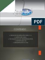 Avances en La Técnica de Inspección Visual Remota