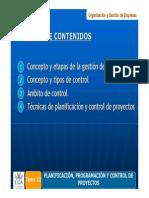 Oge - Tema12 - Planific Prog.y Control de Proy