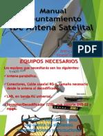 Manual Apuntamiento Antena Satelital