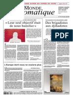 Le Monde Diplomatique 2015 08
