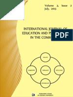 Causal Model of Behavior Problems Perception by the Teenagers' Family. Radiana Carmen Tatar (Marcu) & Letitia Filimon. IJEPC 2013 3(2)