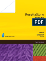 English (British) Level 3 - Student Workbook