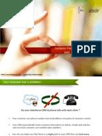 Knowlarity Salesforce CTI Solution