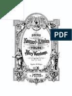 HVieuxtemps 6 Concert Etudes Op.16