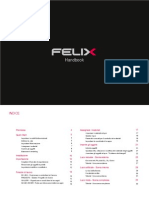 FELIX RENDER. Manuale in italiano.
