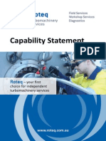Roteq Capability Statement