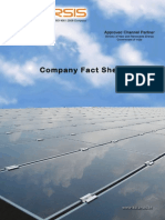 1. Solarsis Brochure